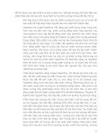 Sơ Đồ Công Nghệ Và Hoạt Động Của Một Nhà Máy Lọc Dầu Điển Hình phần 2 ppsx