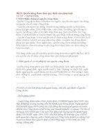 Bài 3 Quyền công đoàn theo quy định của pháp luật pps
