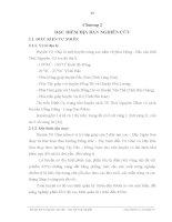 Luận văn : NGUỒN LỰC VÀ VẤN ĐỀ NGHÈO ĐÓI CỦA HỘ NÔNG DÂN HUYỆN VÕ NHAI TỈNH THÁI NGUYÊN part 4 ppsx