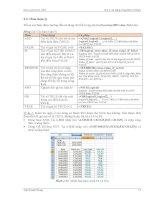 Microsoft Excel 2007 - Bài 2. Sử dụng Công thức và Hàm doc