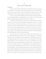 Luận văn : GIẢI PHÁP PHÁT TRIỂN SẢN XUẤT KINH DOANH NƯỚC SẠCH TẠI CÔNG TY TRÁCH NHIỆM HỮU HẠN MỘT THÀNH VIÊN KINH DOANH NƯỚC SẠCH THÁI NGUYÊN part 10 pps