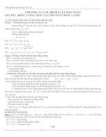 Phương pháp giải bài tập Vật lý 10 ppt