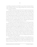 Luận văn : THỰC TRẠNG VÀ GIẢI PHÁP CHỦ YẾU NHẰM PHÁT TRIỂN KINH TẾ TRANG TRẠI TẠI ĐỊA BÀN HUYỆN ĐỒNG HỶ, TỈNH THÁI NGUYÊN part 4 ppt