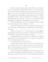 Luận văn : NÂNG CAO CHẤT LƯỢNG TÍN DỤNG NGÂN HÀNG NÔNG NGHIỆP VÀ PHÁT TRIỂN NÔNG THÔN HUYỆN PHÚ BÌNH part 4 doc