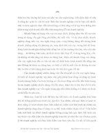 Luận văn : NÂNG CAO CHẤT LƯỢNG TÍN DỤNG NGÂN HÀNG NÔNG NGHIỆP VÀ PHÁT TRIỂN NÔNG THÔN HUYỆN PHÚ BÌNH part 5 docx