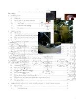 Tổng quan tài liệu công nghệ và sản phẩm thanh long chế biến