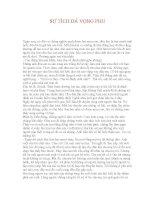 SỰ TÍCH ĐÁ VỌNG PHU pdf