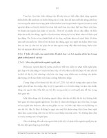 Luận văn : THỰC TRẠNG VÀ GIẢI PHÁP PHÁT HUY VAI TRÒ NGUỒN NHÂN LỰC TRONG PHÁT TRIỂN KINH TẾ XÃ HỘI KHU VỰC NÔNG THÔN TỈNH THÁI NGUYÊN part 8 pps