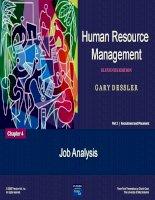 Human Resource Management - Chapter 4 pot