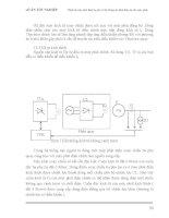 [Đồ Án] Thiết Kế Máy Phát 3 Pha - Hệ Thống Ổn Định Cho Máy Phát phần 6 ppsx