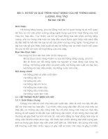 Sơ Đồ Công Nghệ Và Hoạt Động Của Một Nhà Máy Lọc Dầu Điển Hình phần 4 doc
