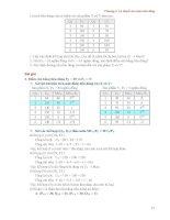 Giáo trình kinh tế học vi mô - Chương 4: Lý thuyết lựa chọn tiêu dùng pps
