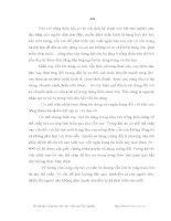 Luận văn : NÂNG CAO CHẤT LƯỢNG TÍN DỤNG NGÂN HÀNG NÔNG NGHIỆP VÀ PHÁT TRIỂN NÔNG THÔN HUYỆN PHÚ BÌNH part 8 potx