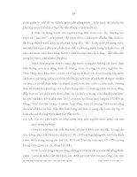 Luận văn : ẢNH HƯỞNG CỦA VIỆC TIẾP CẬN NGUỒN NƯỚC ĐẾN THU NHẬP CỦA HỘ NÔNG DÂN XÃ TÂN LẬP, HUYỆN CHỢ ĐỒN, TỈNH BẮC KẠN part 3 ppsx