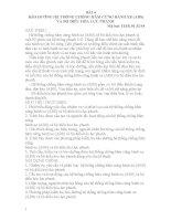 BÀI 4 BẢO DƯỠNG HỆ THỐNG CHỐNG HÃM CỨNG BÁNH XE (ABS) VÀ BỘ ĐIỀU HÒA LỰC PHANH pdf