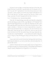 Luận văn : THỰC TRẠNG VÀ NHỮNG GIẢI PHÁP CHỦ YẾU NHẰM PHÁT TRIỂN SẢN XUẤT CHÈ TẠI THÀNH PHỐ THÁI NGUYÊN part 5 ppsx