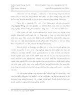 Chính sách Việt Nam trong quá trình phát triển kinh tế phần 10 pdf