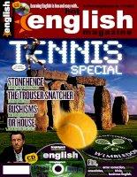 Tạp chí học tiếng Anh Hot English số 70 - www.VoaChip.com potx