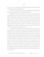 Luận văn : NÂNG CAO CHẤT LƯỢNG TÍN DỤNG NGÂN HÀNG NÔNG NGHIỆP VÀ PHÁT TRIỂN NÔNG THÔN HUYỆN PHÚ BÌNH part 2 ppt