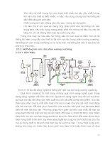 Sơ Đồ Công Nghệ Và Hoạt Động Của Một Nhà Máy Lọc Dầu Điển Hình phần 5 pps