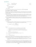 Tiêu chuẩn và chú giải đối với các công trình cảng ở nhật bản Phần 4 pot