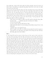 Sơ Đồ Công Nghệ Và Hoạt Động Của Một Nhà Máy Lọc Dầu Điển Hình phần 10 ppt