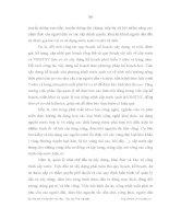 Luận văn : ẢNH HƯỞNG CỦA VIỆC TIẾP CẬN NGUỒN NƯỚC ĐẾN THU NHẬP CỦA HỘ NÔNG DÂN XÃ TÂN LẬP, HUYỆN CHỢ ĐỒN, TỈNH BẮC KẠN part 9 ppt