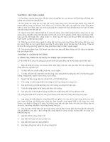 Các quy định chung về thi công cọc khoan nhồi pot