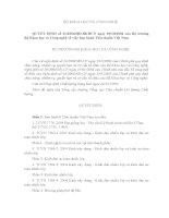 Tiêu chuẩn chất lượng hạt giống cây trồng TCVN 1776 - 2004 pdf