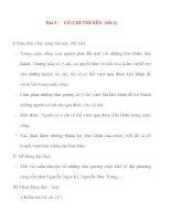 Giáo án lớp 5 môn Đạo Đức: Bài 3 :CÓ CHÍ THÌ NÊN (tiết 2) ppsx