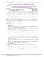 Đề cương bài giảng vẽ kỹ thuật - Chương 6 docx