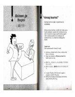 101 japanese idioms phần 7 potx
