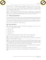 Giáo trình phân tích quy trình ứng dụng kĩ thuật đánh giá giải thuật theo phương pháp tổng quan p10 docx