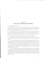Giáo trình -Công nghệ tổng hợp hữu cơ hóa dầu - chương 2 ppsx