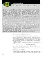 Fundamentals of Corporate Finance Phần 4 docx
