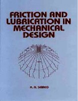 Friction and Lubrication in Mechanical Design Episode 1 Part 1 ppsx