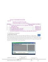 Đề cương bài giảng vẽ kỹ thuật - Chương 8 pps