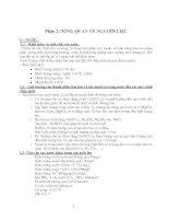 Tài liệu CÔNG NGHỆ SẢN XUẤT BIA - Phần 2 doc