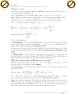 Giáo trình phân tích quy trình ứng dụng kĩ thuật đánh giá giải thuật theo phương pháp tổng quan p4 potx