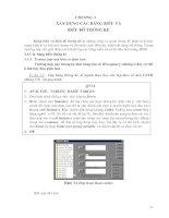 Khai thác và sử dụng SPSS để xử lý số liệu nghiên cứu trong lâm nghiệp - Chương 3 pdf