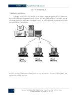 BÀI TẬP LỚN MÔN PTTKHT:Hệ thống bán hàng trực tuyến pdf