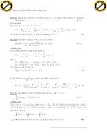 Giáo trình phân tích quy trình ứng dụng nguyên lý của hàm điều hòa dạng vi phân p4 doc