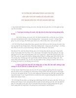 TƯ TƯỞNG HỒ CHÍ MINH Ề ĐỘC LẬP DÂN TỘC GẮN LIỀN VỚI CHỦ NGHĨA XÃ HỘI, KẾT HỢP SỨC MẠNH DÂN TỘC VỚI SỨC MẠNH THỜI ĐẠI doc