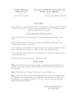 Quyết định số 35/2011/QĐ-UBND ppt