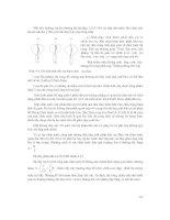 Giáo trình hướng dẫn tìm hiểu về các loại đập nước và kỹ thuật trong xây dựng hệ thống chắn nước phần 2 ppsx