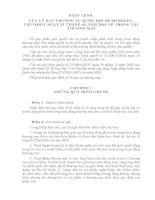 PHÁP LỆNH CỦA UỶ BAN THƯỜNG VỤ QUỐC HỘI SỐ 08/2003/PLUBTVQH11 NGÀY 25 THÁNG 02 NĂM 2003 VỀ TRỌNG TÀI THƯƠNG MẠI ppsx