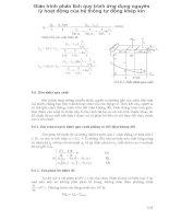 Giáo trình phân tích quy trình ứng dụng nguyên lý hoạt động của hệ thống tự động khép kín p1 docx