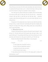 Giáo trình phân tích quy trình ứng dụng nguyên lý so sánh tương đối trong kinh doanh p4 pptx