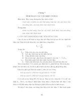 Kết cấu nội thất công trình - Phần 3 Kết cấu thép - Chương 7 pdf