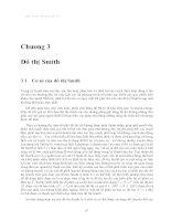 Cơ sở kỹ thuật siêu cao tần - Chương 3 pptx